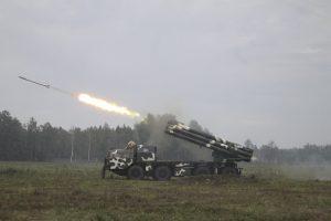 Rusija sėkmingai išbandė modernizuotą priešraketinę sistemą