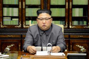 JAV paskelbė sankcijas aštuoniems Šiaurės Korėjos bankams