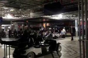 Judriausias pasaulyje oro uostas bando grįžti į normalias vėžes