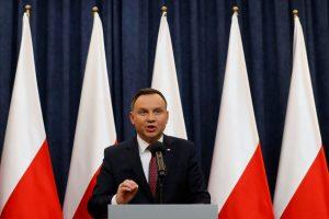 Lenkijos prezidentas: ES institucijų darbas skatino nusivylimą
