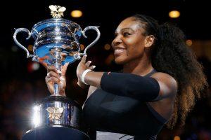 """Čempionė S. Williams atsisakė žaisti """"Australian Open"""" turnyre"""