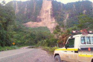 Papua Naujojoje Gvinėjoje per drebėjimą galėjo žūti daugiau nei 30 žmonių