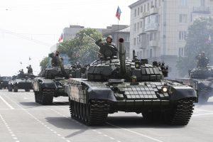 Per konfliktą Rytų Ukrainoje jau žuvo daugiau nei 10 tūkst. civilių