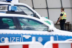 Vokietijoje sulaikytas pagrobimu ir pasikėsinimu į gyvybę įtariamas lietuvis