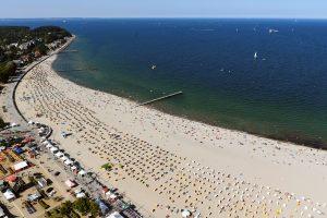 Baltijos jūroje išsiliejusi nafta užteršė Švedijos pakrantes