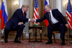 V. Putinas: esu pasiruošęs vykti į Vašingtoną