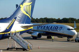 """Vokietijos pilotai susitarė su """"Ryanair"""""""