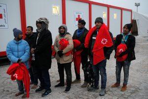 Lietuva Jungtinėse Tautose palaikė pabėgėlių paktą