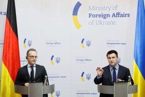 """Berlynas: """"Nord Stream 2"""" nėra politinis projektas"""