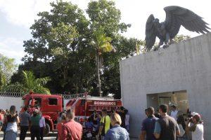 Brazilijoje per gaisrą futbolo klubo pastate žuvo mažiausiai 10 žmonių