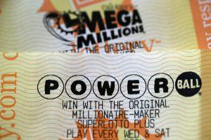 Dviejose JAV loterijose išlošta daugiau nei 1 mlrd. dolerių