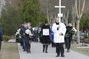 I. Strazdauskaitės artimieji dėkoja Lietuvos žmonėms ir pareigūnams