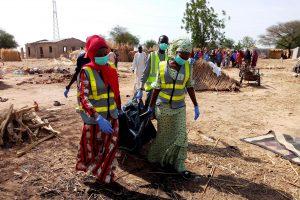 Nigerijoje dviejų išpuolių aukomis tapo mažiausiai 40 žmonių