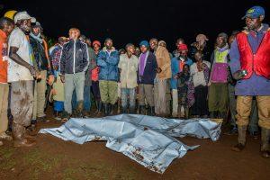 Kenijoje griuvus užtvankai žuvo mažiausiai 38 žmonės