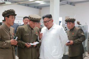 Šiaurės Korėja pradėjo likviduoti raketų bandymų poligoną