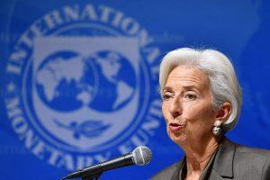 TVF apkarpė pasaulio ekonomikos augimo prognozes