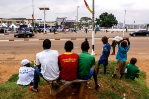 Kamerūne išlaisvinti pagrobti mokiniai