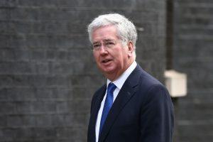Britų ministras: vetuosime bet kokius ES kariuomenės formavimo planus