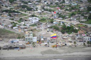 Ekvadorą supurtė 6,7 balo žemės drebėjimas