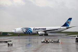 """Uzbekistane nutupdytame """"EgyptAir"""" lėktuve jokių sprogmenų nerasta"""