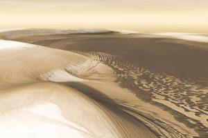 Mokslininkai: Marsas baigia išsivaduoti iš ledynmečio