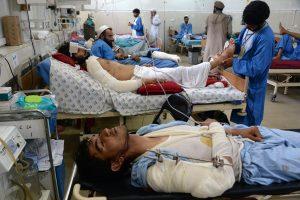 JT: Afganistane pernai žuvo ar buvo sužeista rekordiškai daug civilių