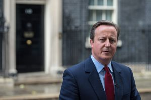 D. Cameronas: T. May trečiadienį taps nauja britų premjere