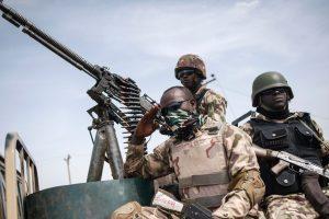 Nigerijoje pagrobėjai už įkaitus vokiečius reikalauja 89 tūkst. eurų