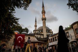 Turkija siūlosi pastatyti mečetę Estijoje