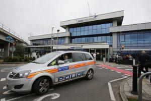 Londono Sičio oro uostas uždarytas dėl rastos karo laikų bombos