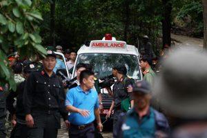 Vietname rastas sudužęs sraigtasparnis ir trys žuvę įgulos nariai