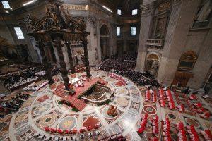 Popiežius paskyrė 17 naujų kardinolų