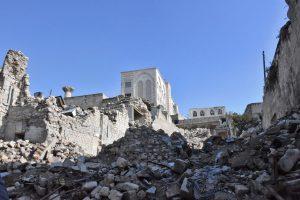 S. Lavrovas pranešė, kad Alepe nutraukti antskrydžiai