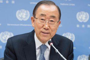 Ban Ki-moono kadencijos pabaiga: blankus ir neryžtingas įvykių stebėtojas