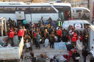 Sirijos kariuomenė ragina paskutinius sukilėlius palikti Alepą