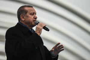 Turkijos prezidentas: išpuolio naktiniame klube tikslas – suskaldyti visuomenę