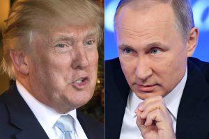 Ataskaitą apie D. Trumpo ryšius su Rusija parengė buvę Britanijos šnipai?
