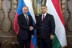 Rusija žada finansuoti visą atominės elektrinės plėtrą Vengrijoje