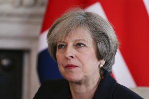 """Britanijos parlamentas pradeda svarstyti """"Brexit"""" projektą"""