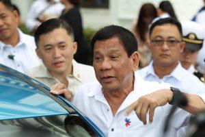 Filipinų prezidentas atsiprašė Vokietijos dėl islamistų nužudyto įkaito