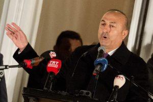 Turkija ragina Vokietiją nepamokslauti apie demokratiją