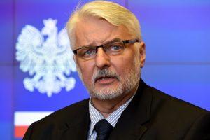 Lenkija bando įtraukti ES į žaidimą prieš Ukrainą?