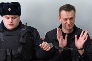 A. Navalnas tikisi Maskvoje surengti eitynes prieš korupciją