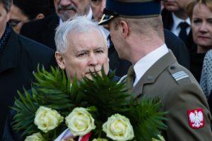 Varšuvoje minimos 74-osios geto sukilimo metinės