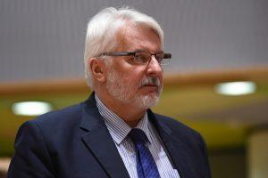 Lenkijos ambasadorius Minske aiškinosi dėl Varšuvos pareiškimų apie Astravo AE