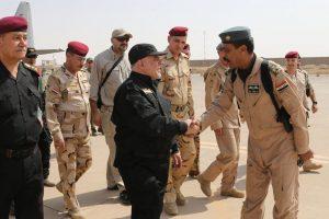 Irako premjeras paskelbė apie Mosulo išvadavimą nuo džihadistų