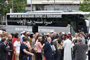 Musulmonų vadovai Berlyne surengė mitingą prieš terorizmą