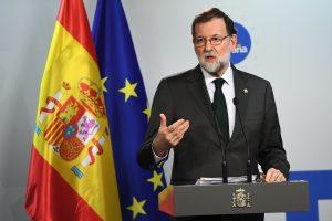 Ispanijos premjeras: pasiekėme kritinį tašką