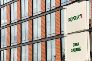 """""""Kaspersky Lab"""" skundžia sprendimą uždrausti jos produktus JAV agentūrose"""