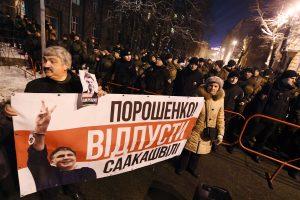 Gruzija pateiks prašymą Lenkijai dėl M. Saakašvilio ekstradicijos